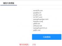 最近域名dns被污染的十大网赚网站